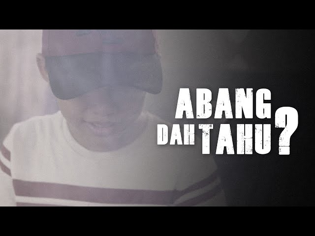 Abang Dah Tahu? #KumanPicturesChallenge