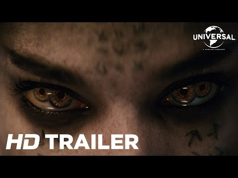 The Mummy - Official Trailer 1 (Universal Pictures) HD