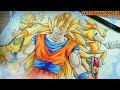 The Trio Of Power | FREE WALLPAPER | DRAWING - Naruto | Goku | Sonic The Hedgehog