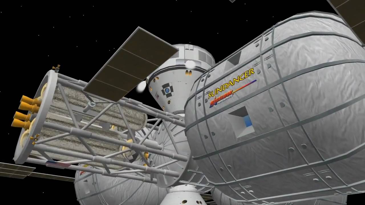 space crew transit vehicle - photo #11