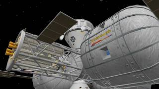 Boeing/Bigelow Crew Space Transport Vehicle