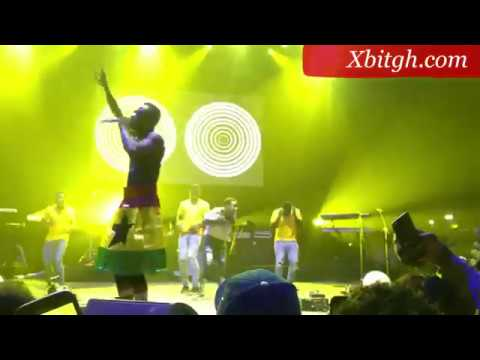 Kojo Nkansah Liwin performance at the Sarkodie Da Highest Concert in New York