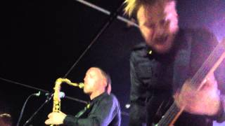 Shining (NOR) - The Red Room / 21st Century Schizoid Man [Live @ Post-Amplifest 2013]