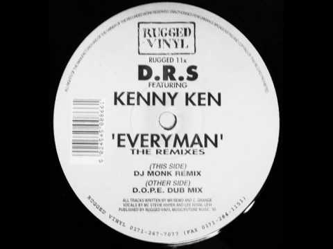 D.R.S - Everyman (DJ Monk Remix)