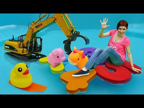 Аквапарк для игрушек