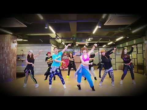Zumba BomDiggy- Zack Knight x Jasmin Walia - Choreo by Jay in Korea