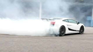 Lamborghini Turbo build and first test drive