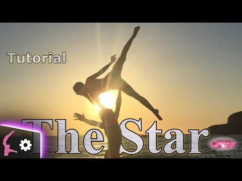 Dance Lift Tutorial - The Star | Cirque-it