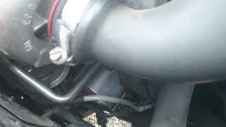 Peugeot 207 1.6 HDI - Fuite au niveau de l'échangeur eau / huile