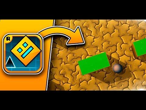 ОГРОМНАЯ ИГРА В ИГРЕ ? | Geometry Dash 2.11