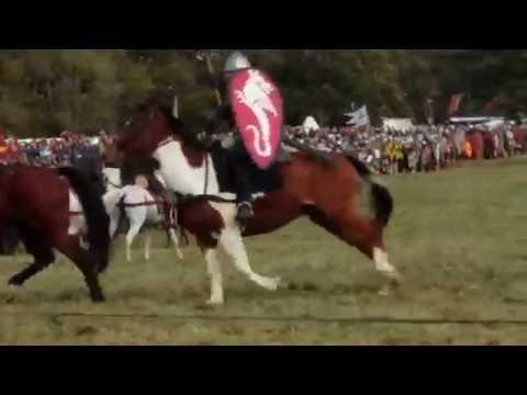 Battle of Hastings Re-enactment 2016