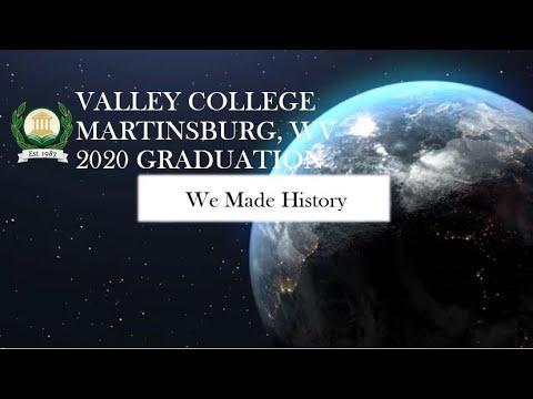 FALL 2020 GRADUATION SLIDESHOW -  Valley College Martinsburg, WV
