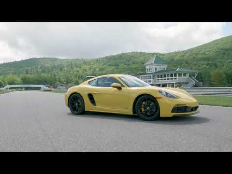The 718 Cayman GTS Is Porsche's Best Kept Secret