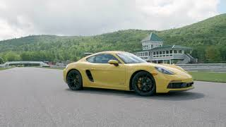 The 718 Cayman GTS Is Porsche