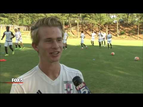 Atlanta United finds homegrown talent