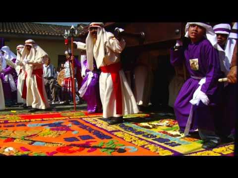 Holy Week in Guatemala Documentary 2009 Trailer