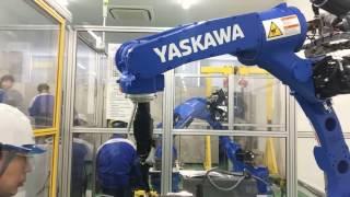 安川 Robot Arc焊接基礎課程測驗