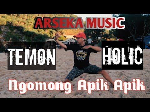 Ngomong Apik-Apik Lagu Hits BANYUWANGI - Mr TEMON HOLIC    ARSEKA