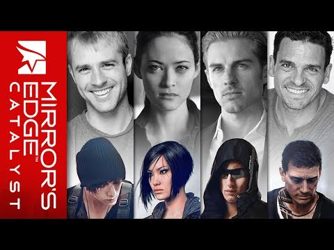Mirror's Edge Catalyst  Voice Over Cast  INDEX ONE Year Anniversary