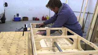 Building The Paulk Workbench Part 9: Backing And Detailing