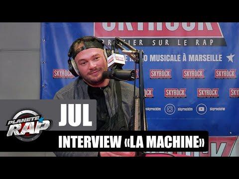 Youtube: Interview exclusive Jul #LaMachine: sa cabane, Polnareff, son vélodrome, Ninho #PlanèteRap