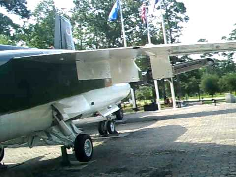 Warbird Park in Myrtle Beach summer 2009