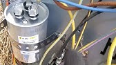 4 Wire and 3 Wire CONDENSER FAN MOTOR WIRING! How to ... Fan Wiring Diagram Ge Motor A As on