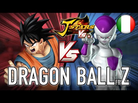 J-Stars Victory VS+ - PS4/PS3/PS Vita - Dragon Ball Z (Italian Trailer)