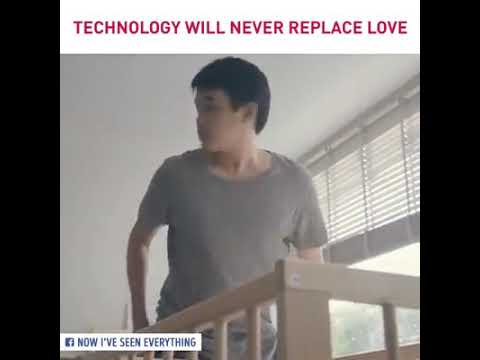 Real love technology never give love