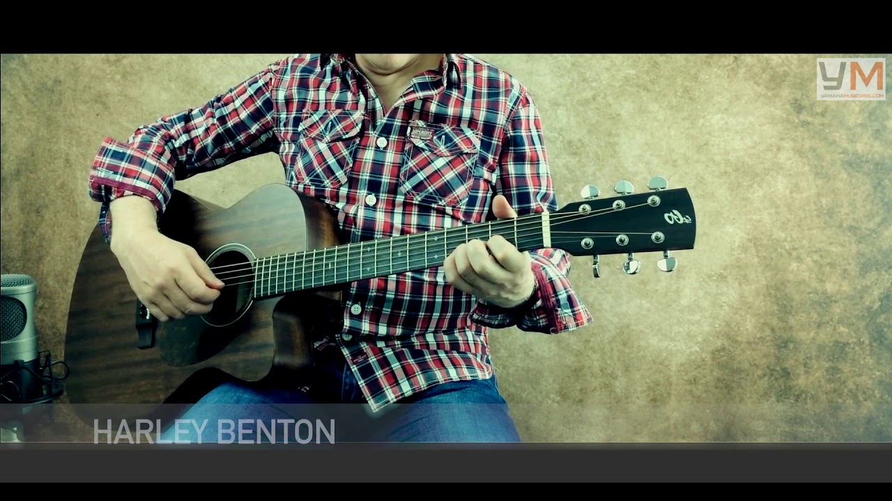Could the Harley Benton CLA-15MCE Be One Of The Best Budget Acoustic