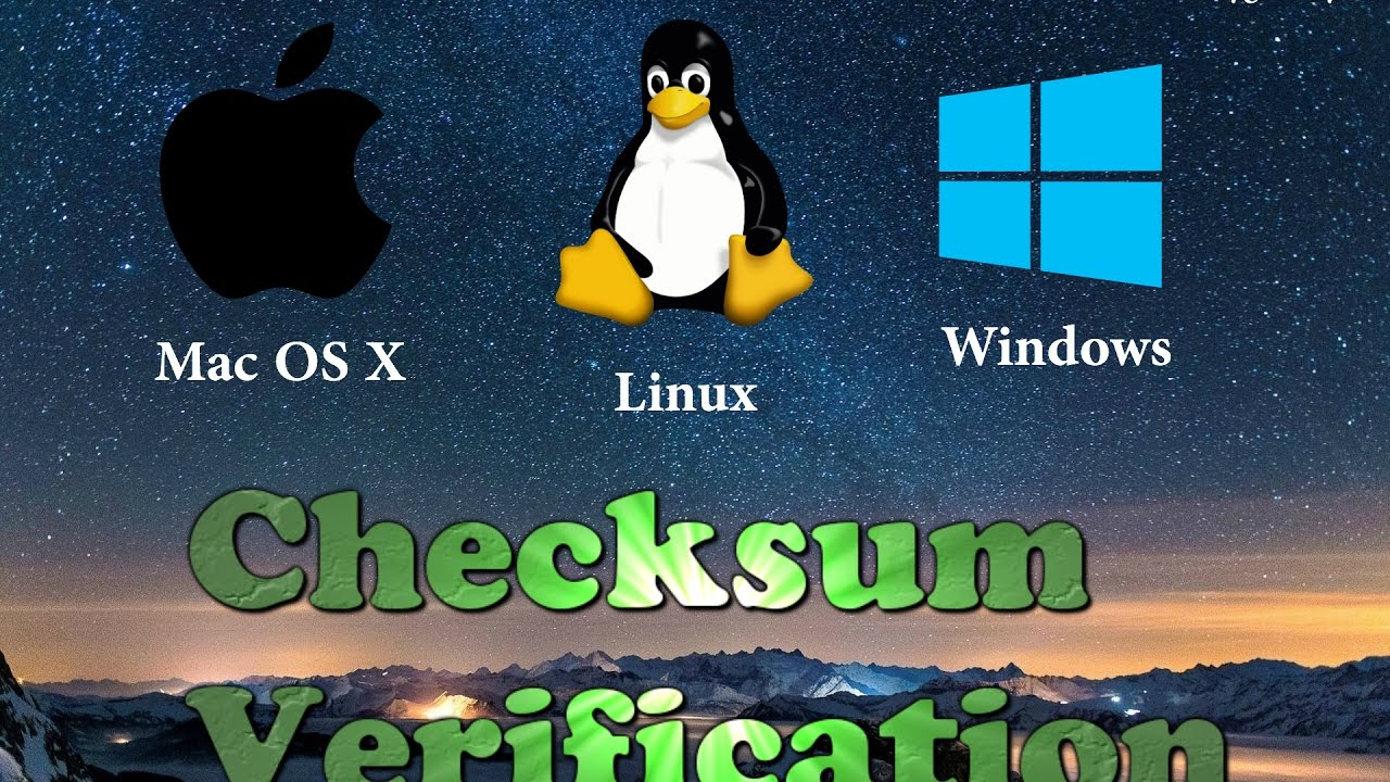 Tutorial | Verifiy the checksum of softwares and files downloaded | SHA1  MD5 hash | HD French