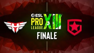 [UŽIVO] ESL PRO LIGA S13 | SHOWMATCH & Gambit vs Heroic | FINALE - TV Arena Esport