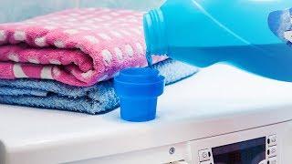 Как приготовить кондиционер для белья делаем в домашних условиях