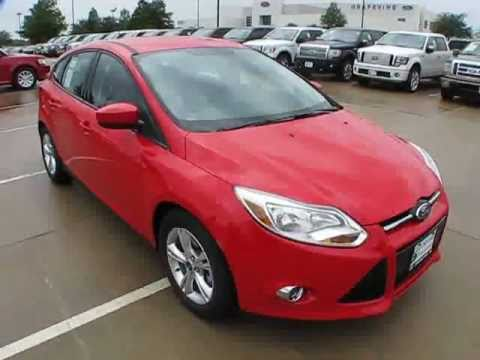2012 Ford Focus Se Sport 5 Dr Start Up Exterior Interior Review
