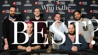 Who is the Best Poker Player?