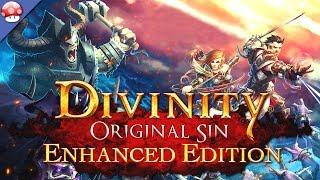 Divinity Original Sin Enhanced Edition Gameplay PC HD [60FPS/1080p]