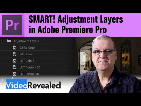 SMART Adjustment Layers in Adobe Premiere Pro
