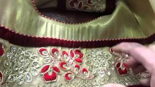 How to make Fashionable designer blouse L part 3 of 6 Hindi