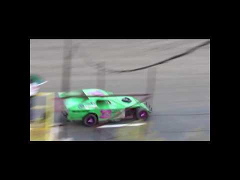 Desert Thunder Raceway 305 Heat Race 9/30/17