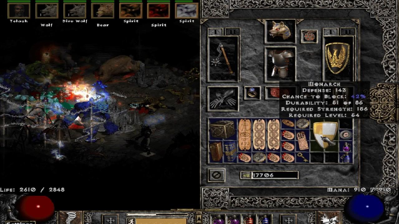 [Path of Diablo - Private Diablo 2 server] Dashing Tornado Wind druid build guide - YouTube