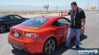 2013 Scion FR-S New Car Video Review