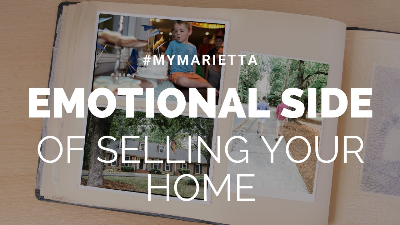 The Emotional Side of Selling Your Home | #Coffee With Connie