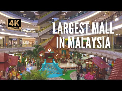 Largest Mall In