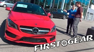 2016 Mercedes-Benz CLA 250 - First Gear - Review and Test Drive