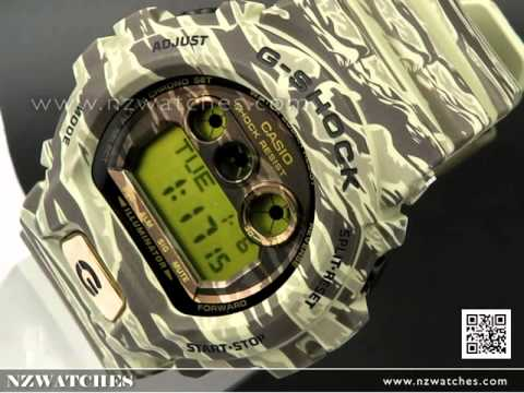Casio G-Shock Camouflage X-Large Sport Watch GD-X6900TC-8 ca9e43ab54de