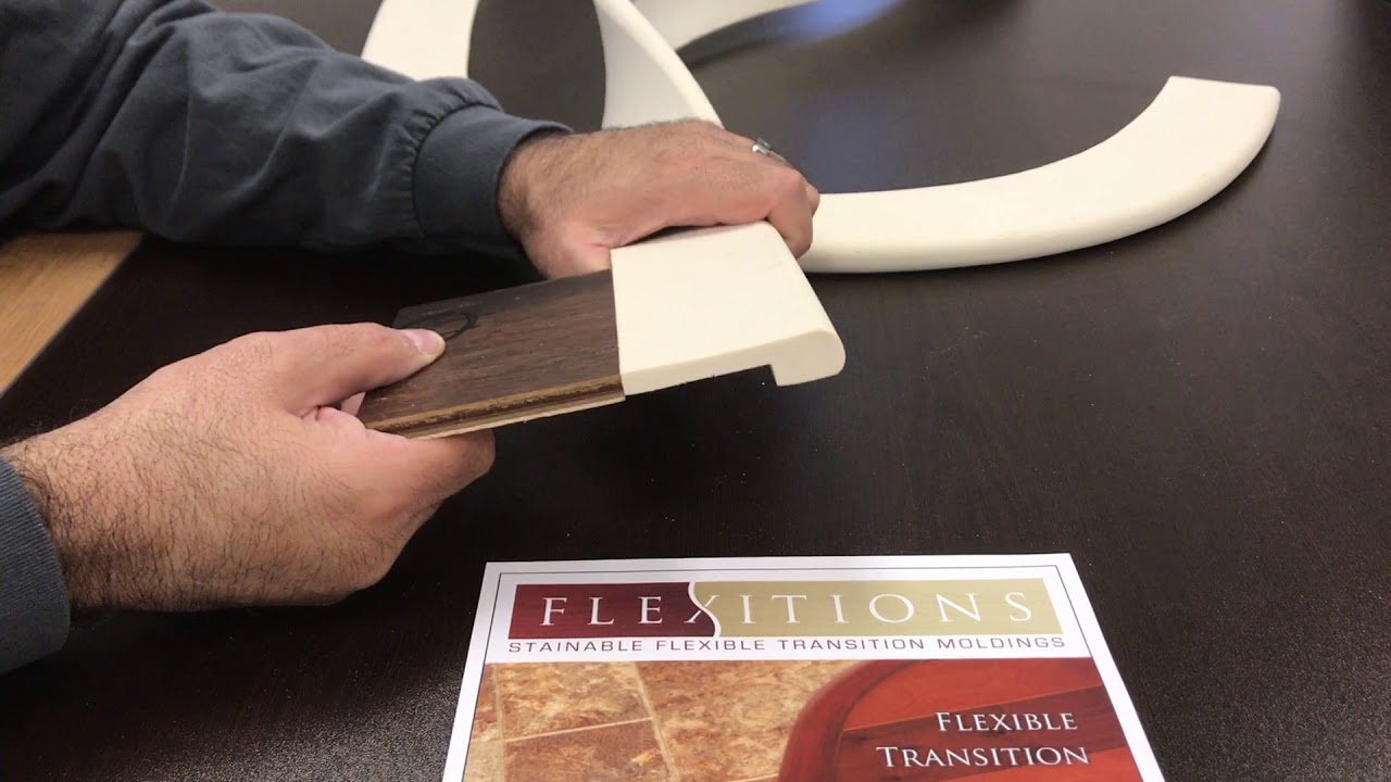 Flexible Stair Nose Molding From Flexitions