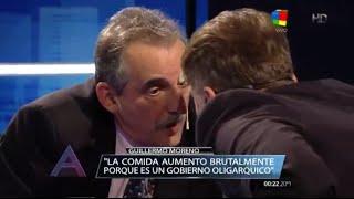 Guillermo Moreno en Animales Sueltos con Alejandro Fantino 15 - 3 - 2016 (Completo)