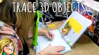 TRACE 3D OBJECTS!   ✎Trying Art Stuff✎ thumbnail