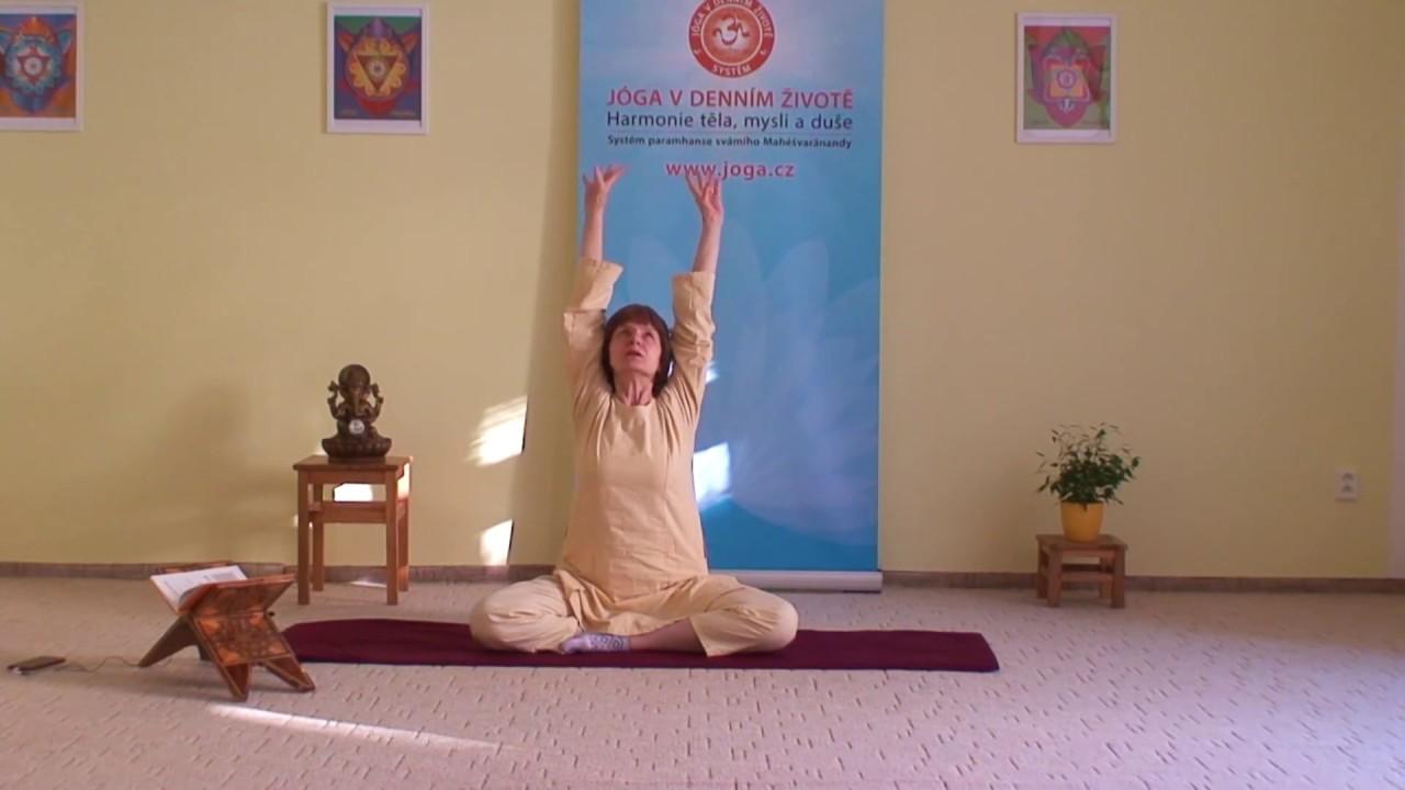 javítsa a látást a jógával