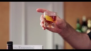 How To Choose The Right Glassware For Your Cocktail - Sazerac Cocktail